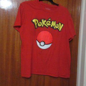 Pokemon t-shirt size L